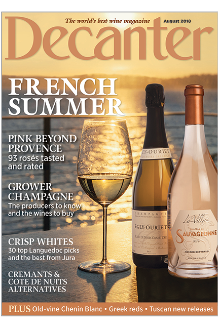 Decanter August 2018