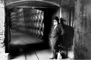 Aged white Rioja