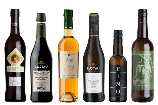 Best Sherry for summer