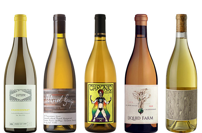 Californian white wines