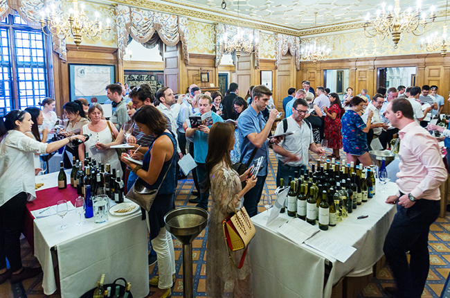 Decanter World Wine Awards Tasting 2018