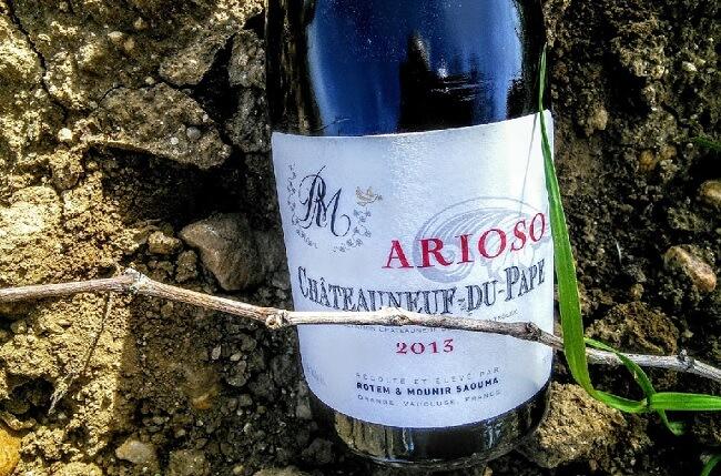 arioso wine