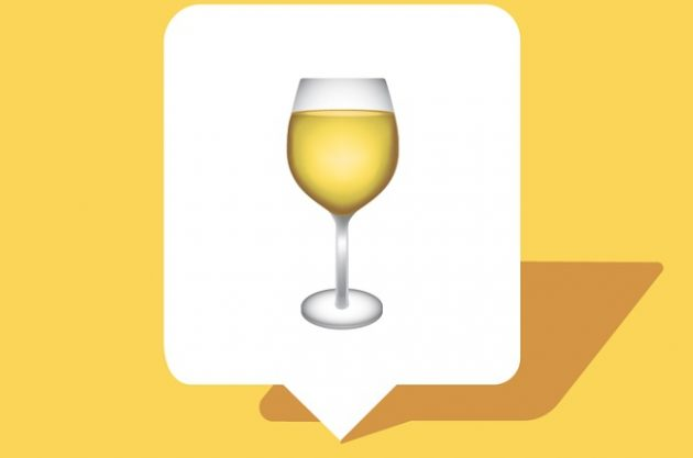 A White Wine Emoji Could Be Coming To Your Phone Decanter