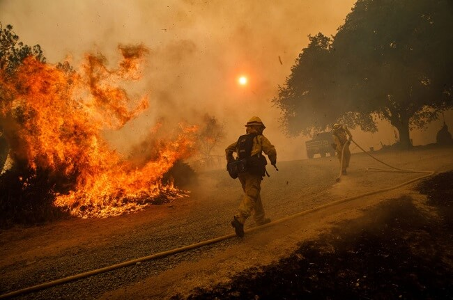 california fire, mendocino fire