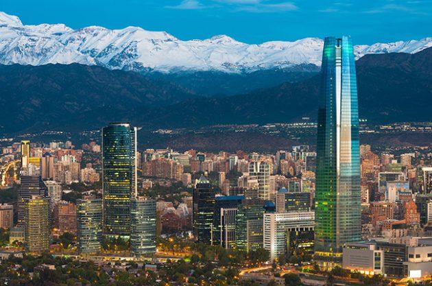 Restaurants In Santiago