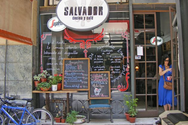 Restaurants In Santiago