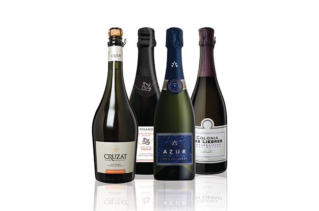 South American sparkling wines