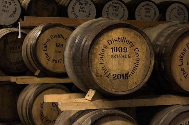 english whisky, lakes distillery