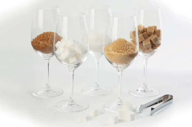 Sweetness in wine