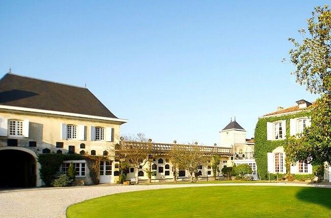 Château Prieuré-Lichine in Margaux.