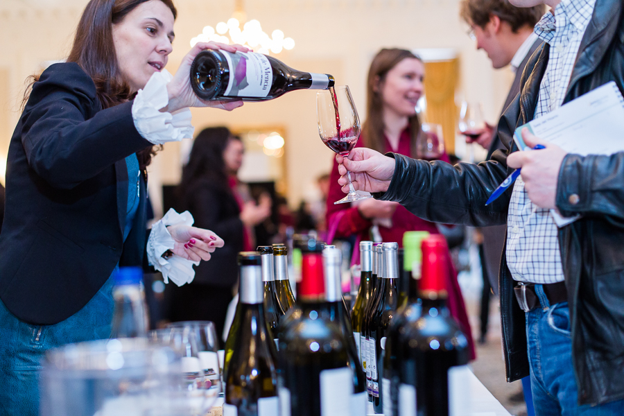 Decanter Fine Wine Encounter 2018