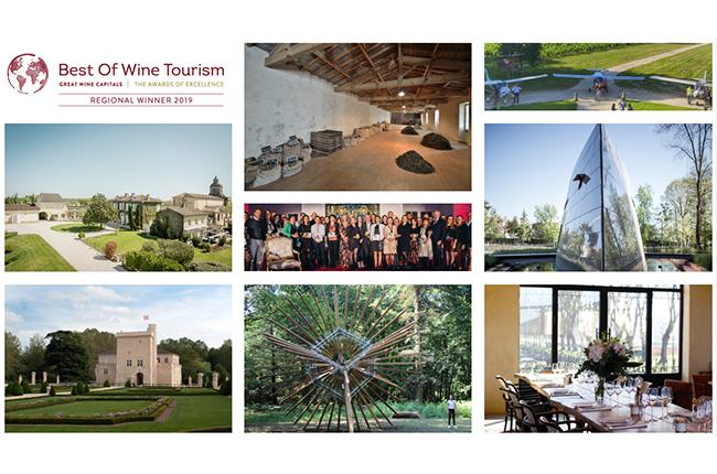 Bordeaux Best Of Wine Tourism Winner 2019