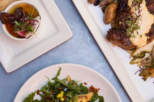 Paso Robles restaurants, bars and shops
