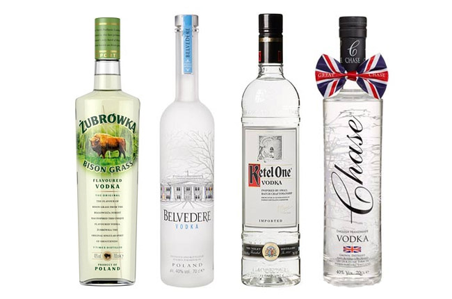 Top Vodka Deals