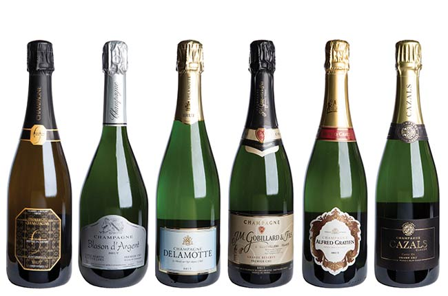 Best Champagne under £40
