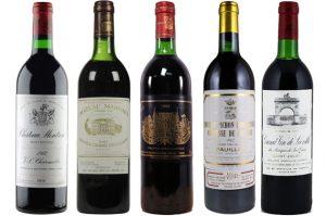 Bordeaux 1982 1983