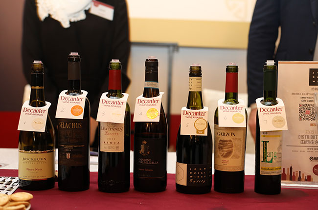 Decanter Shanghai Fine Wine Encounter 2018