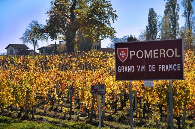 pomerol, bordeaux right bank 2016