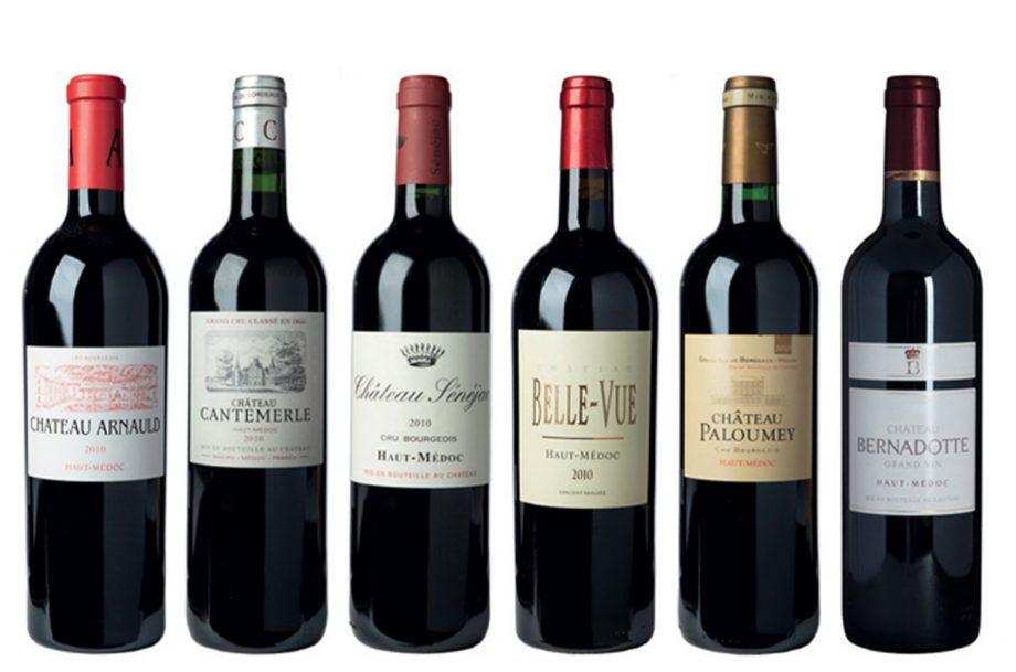 Haut-Médoc-Bordeaux 2010 & 2014