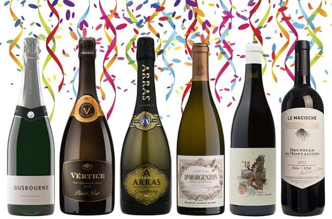 Decanter's top wines of 2018