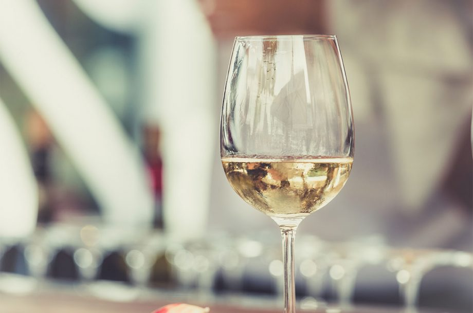 white wine Christmas
