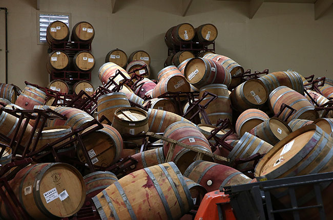 Winemaking disasters