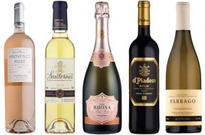 Wines for Christmas 2018