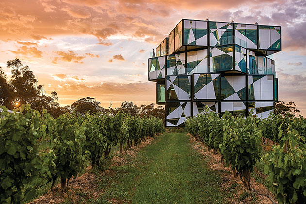 d'Arenberg, South Australia best of wine tourism