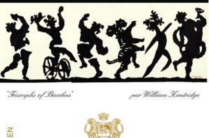 Mouton rothschild 2016 label