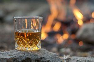 Christmas whisky