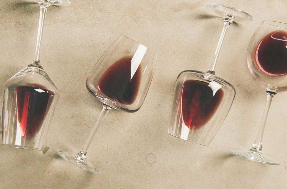 Burgundy wine challenge