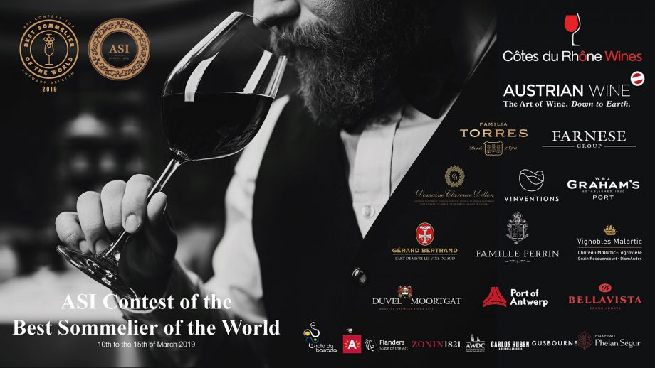 ASI Contest of the Best Sommelier of the World 2019