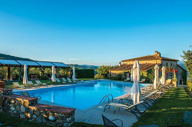 winery hotels Florence Fattoria Lavacchio