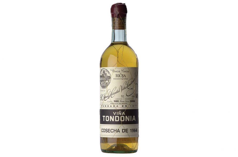 R López de Heredia, Viña Tondonia Blanco 1964