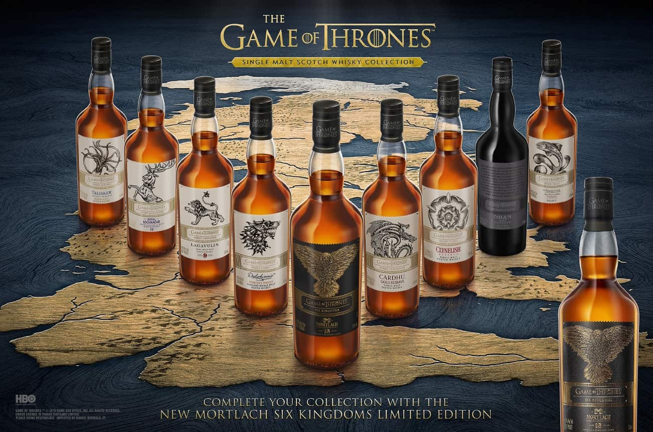 Final Game Of Thrones Scotch Whisky Launched Decanter