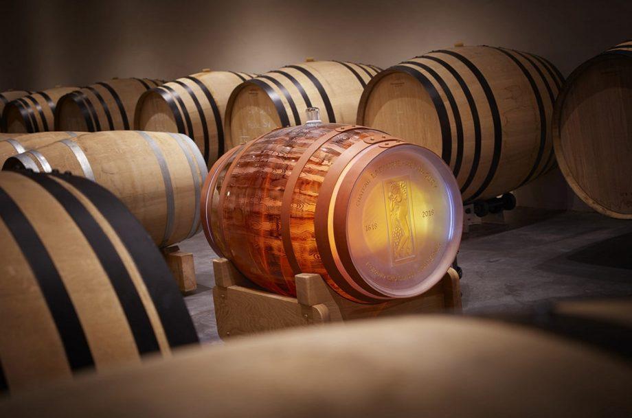 lafaurie crystal barrel