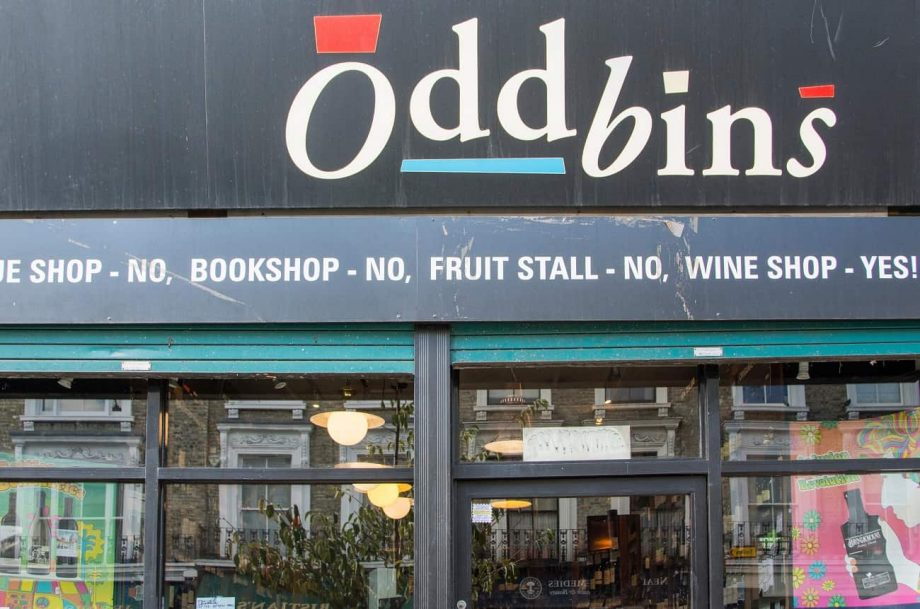 oddbins owner future, oddbins administration