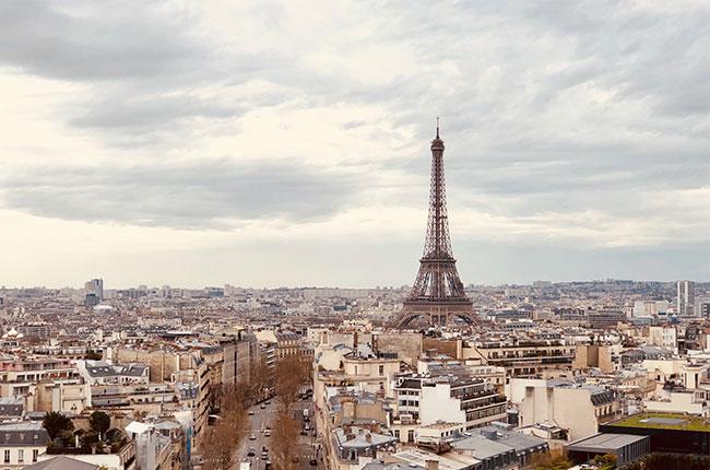Wine Paris - Tour Eiffel