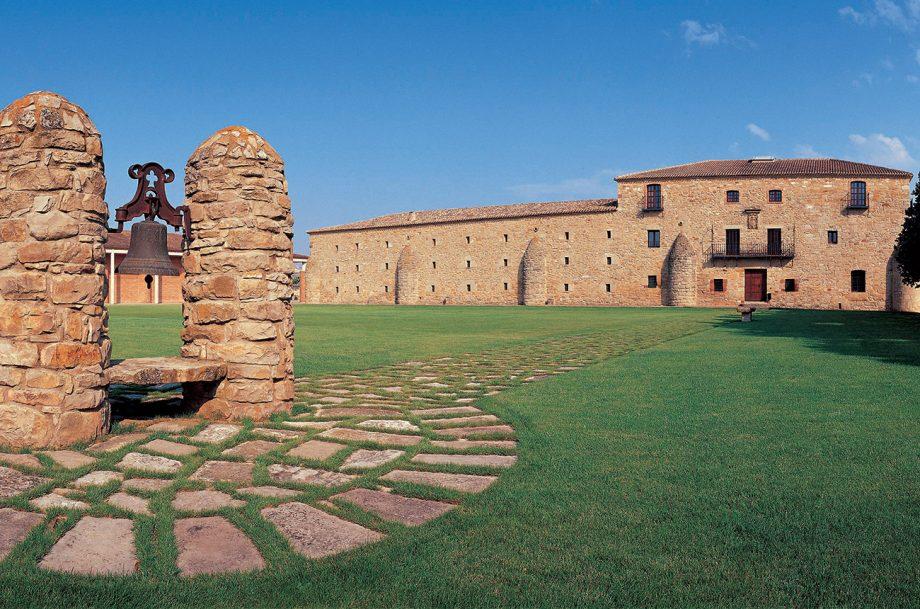 Baron de Ley monastery