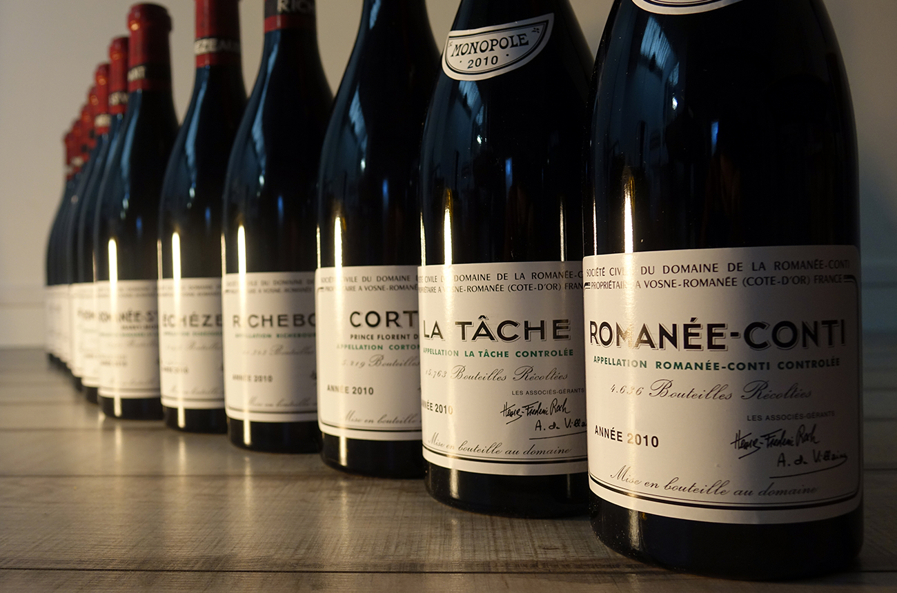 Burgundy dominates iDealwine auctions 2018 - Decanter