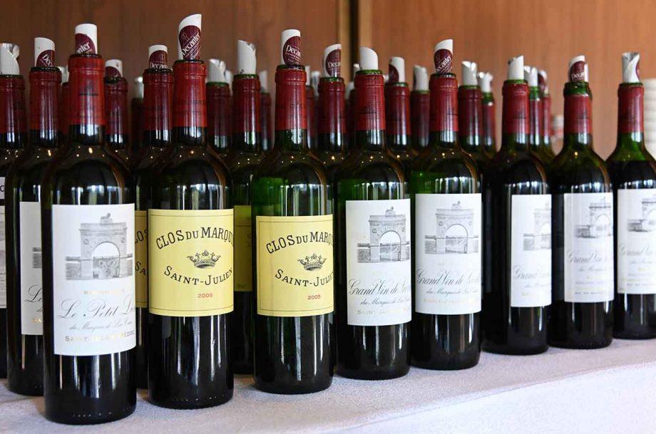 Léoville Las Cases wines