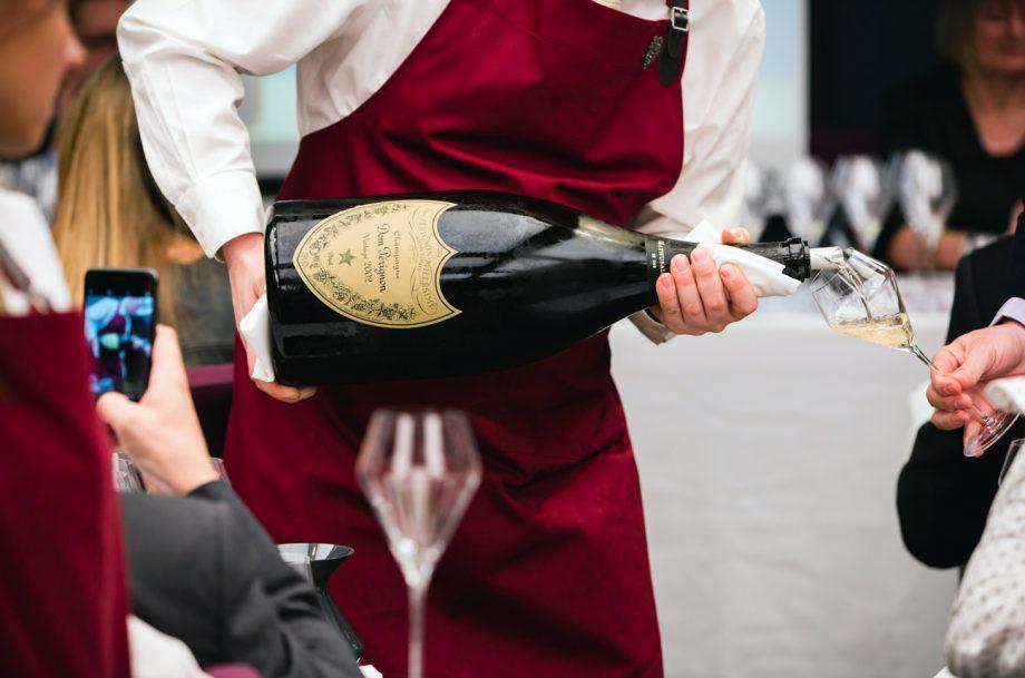 Dom Pérignon 1990-2009 tasting