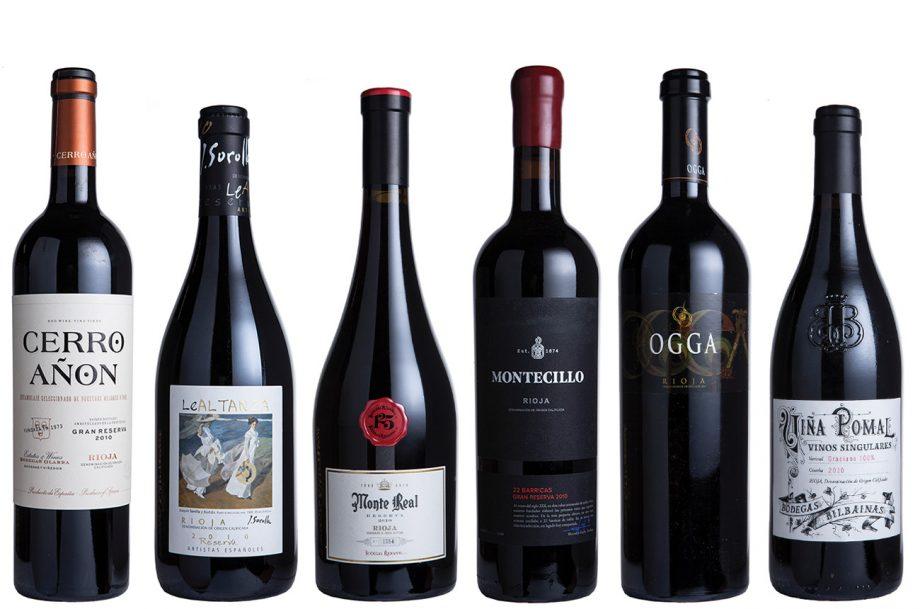 Rioja 2010 panel tasting
