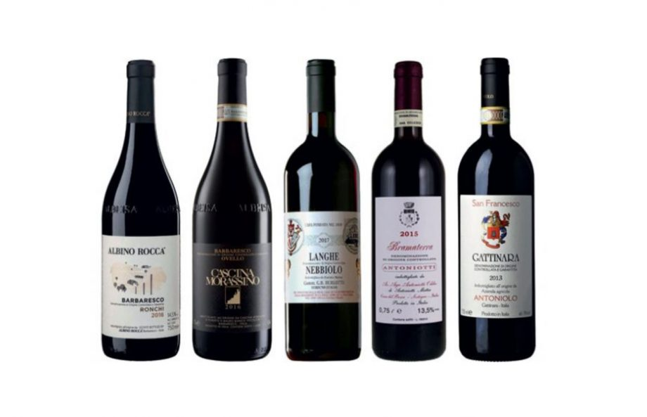 Barolo alternatives