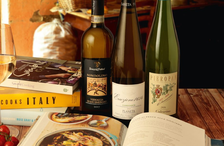 Best-Italian-White-Wines-with-food