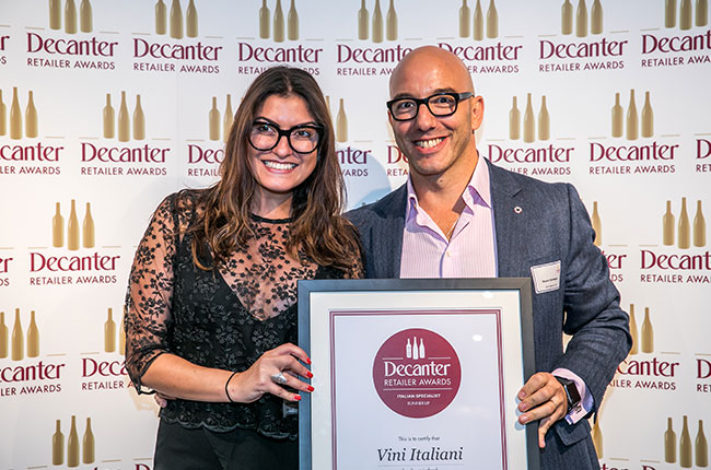 Retailer Awards 2018 winners