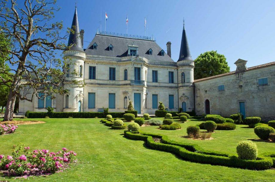 Bordeaux Château, Palmer