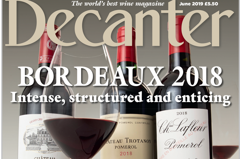 Decanter June 2019