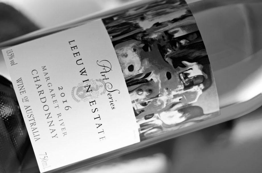 Leeuwin Art Series Chardonnay vertical