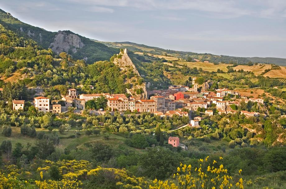 Hidden Tuscany: Montecucco wine trail